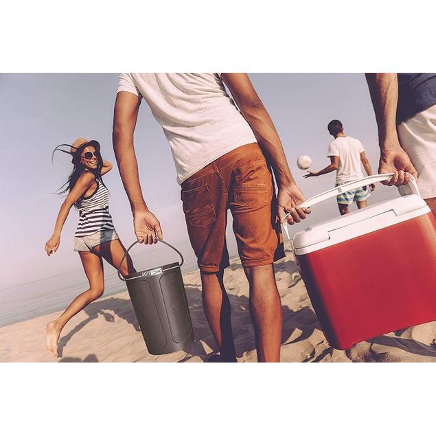 Altec Lansing Sound Bucket Portable Waterproof Wireless Bluetooth Speaker
