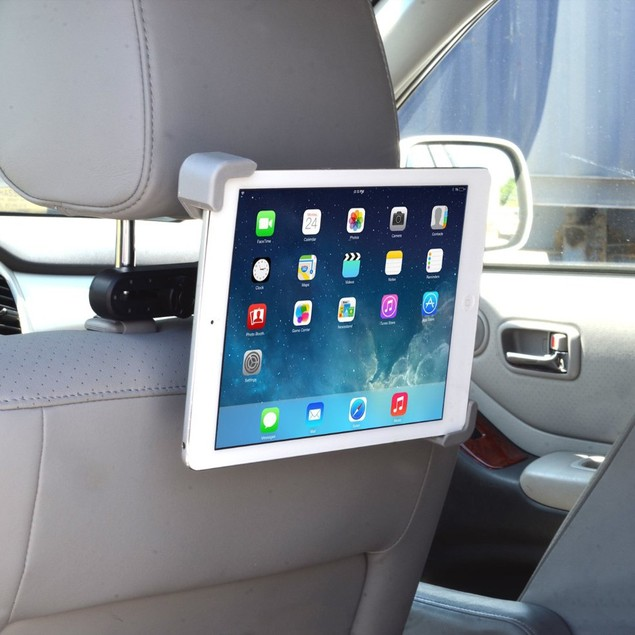 Okra Universal 360 Degree Rotating Tablet Car Headrest Grip Mount