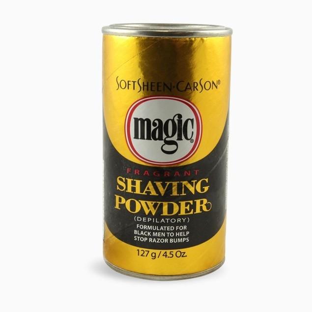 Softsheen Carson Magic Fragrant Shaving Powder 4.5 oz Can