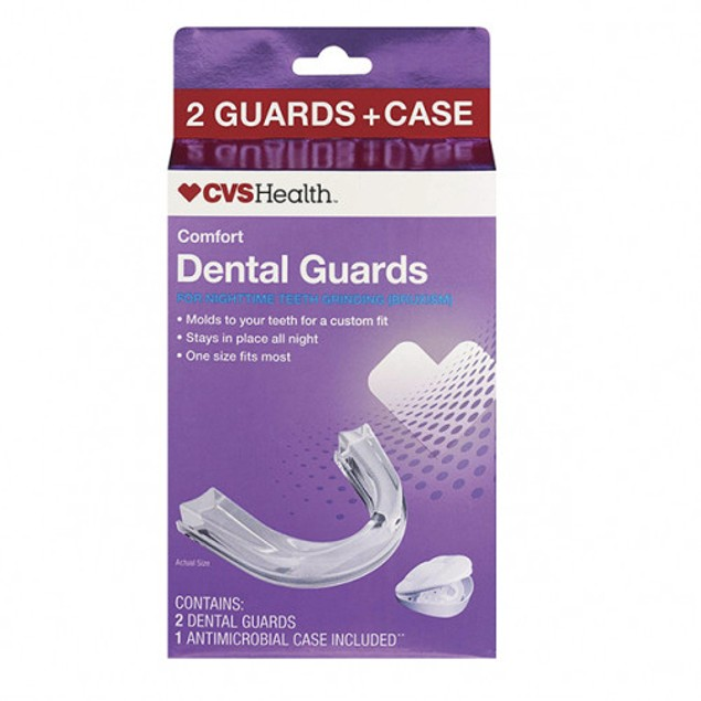 CVS Comfort Dental Guards