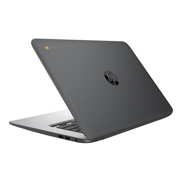 HP 14 Chromebook G1 (Intel 1.40 GHz, 4GB Memory, 16GB SSD) - Grade B