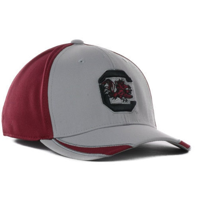 "South Carolina Gamecocks NCAA TOW ""Sifter"" Memory Fitted Hat"