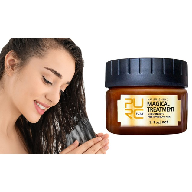 Magical Treatment Hair Mask (1 or 2-Pack)