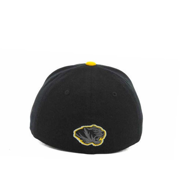 "Missouri Tigers NCAA TOW ""Clutch"" Stretch Fitted Hat"