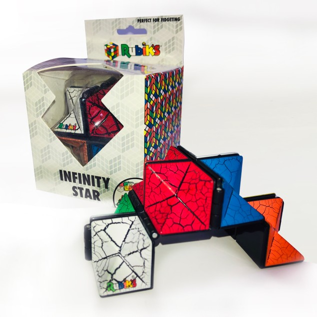 Rubik's Infinity Star