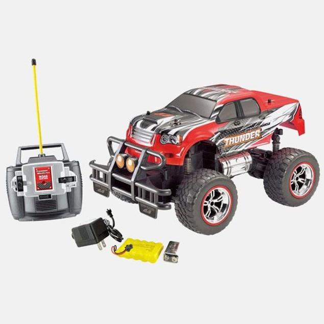 World Tech Toys Thunder Maxx Pro RTR Monster Truck