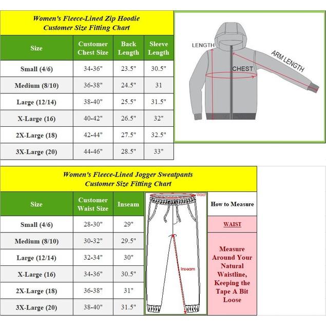 Women's Fleece or Marled Tech Hoodie & Jogger Set