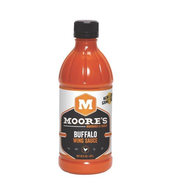 Moore's Buffalo Wing Sauce 16 oz