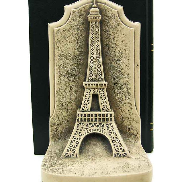 Historical Wonders Collection Eiffel Tower Decorative Bookends