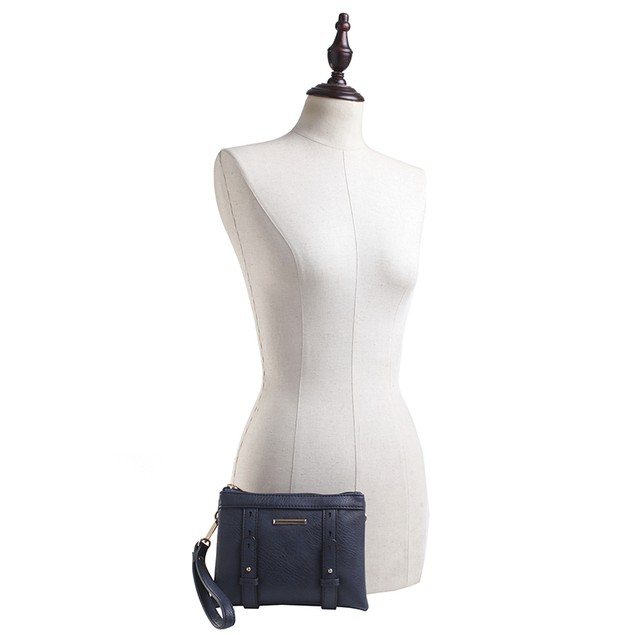 MKF Collection Cara Double Compartment Cross body by Mia K.