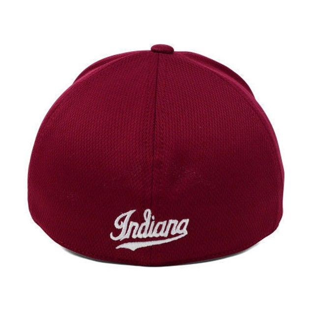 "Indiana Hoosiers NCAA TOW ""Booster"" Memory Fitted Hat"