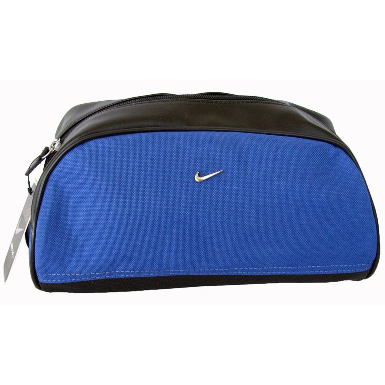 d05c7df57233 Nike Golf P1400 Blue Travel Toiletry Bag - Tanga