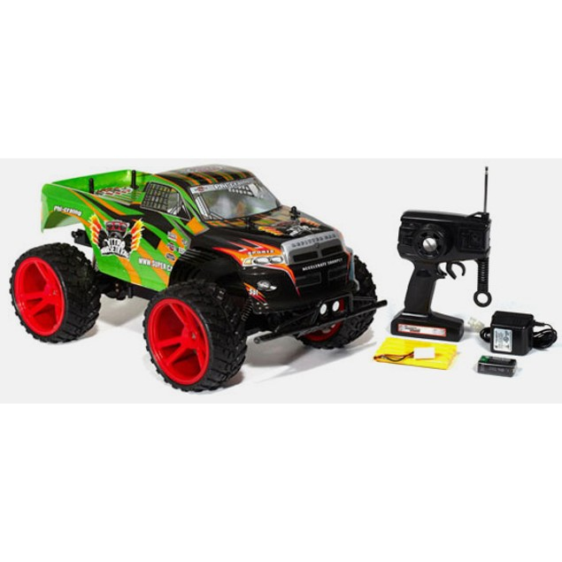 Torque King Electric 1:10 RTR RC Monster Truck