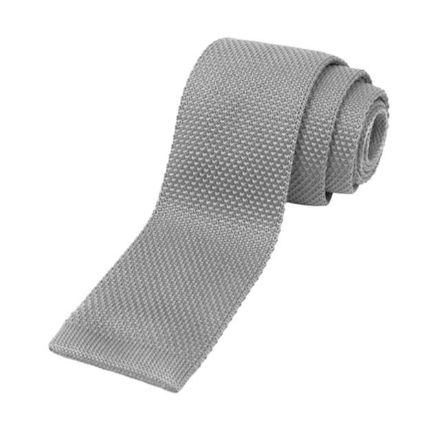 """Poly Knit Tie 2.5"""""""
