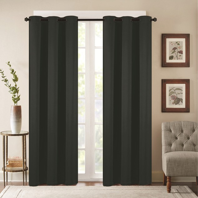 "76 X 84"" Houston Double-Panel Blackout Panel Pair"