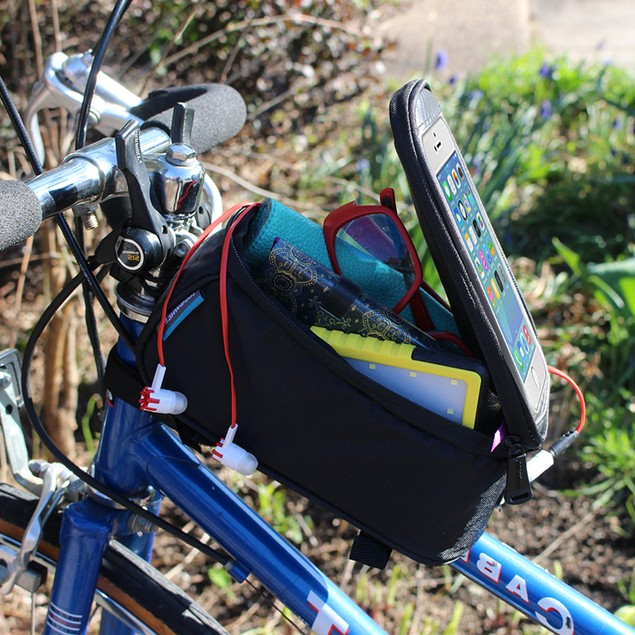 Bicycle Phone Pouch
