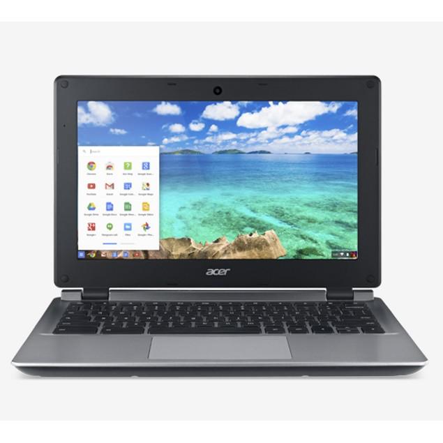 "Acer 11.6"" Chromebook C730 (Intel 1.4 GHz, 4GB Memory, 16GB SSD)"