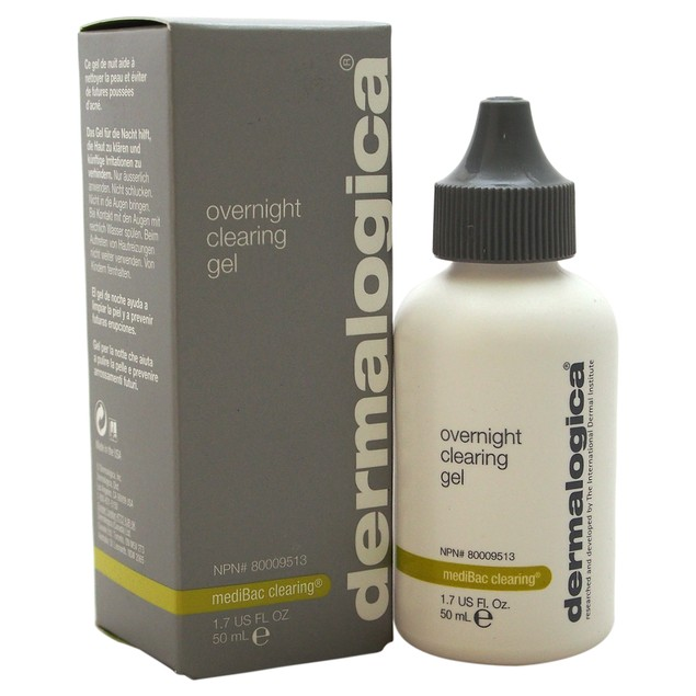 Medibac Overnight Clearing Gel Dermalogica 1.7oz