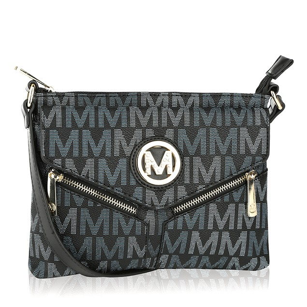 MKF Collection Nathy Milan M Signature Cross-body by Mia K Farrow