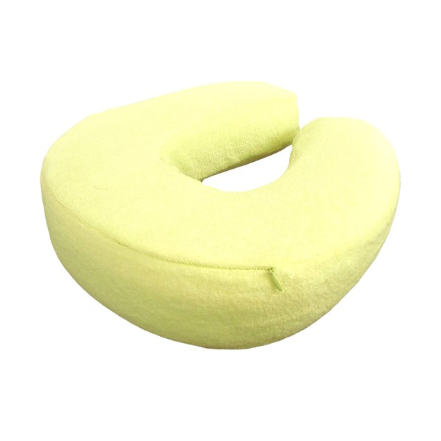 Remedy Memory Foam Head and Neck Support Transit Pillow - 80-55119