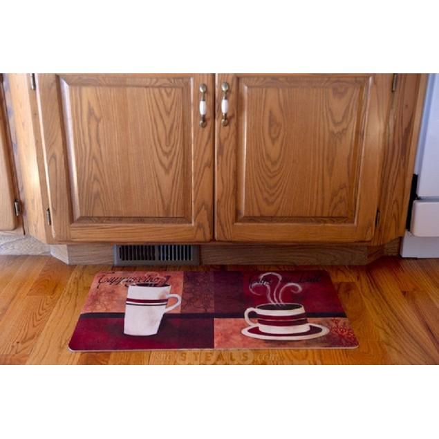 2-Pack Premium Comfort 18 in. x 30 in. Anti-Fatigue Kitchen Mat