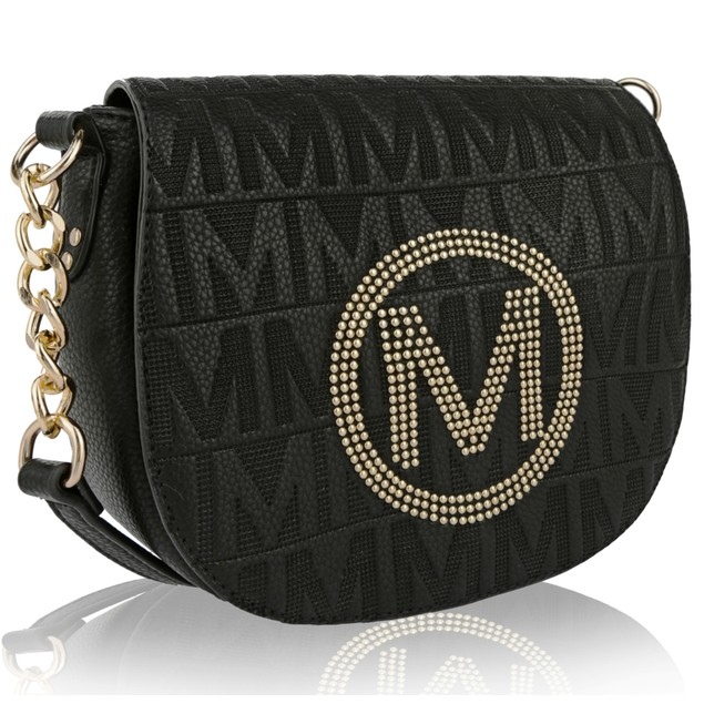 MKF Collection Verona M Signature Cross Body bag by Mia K