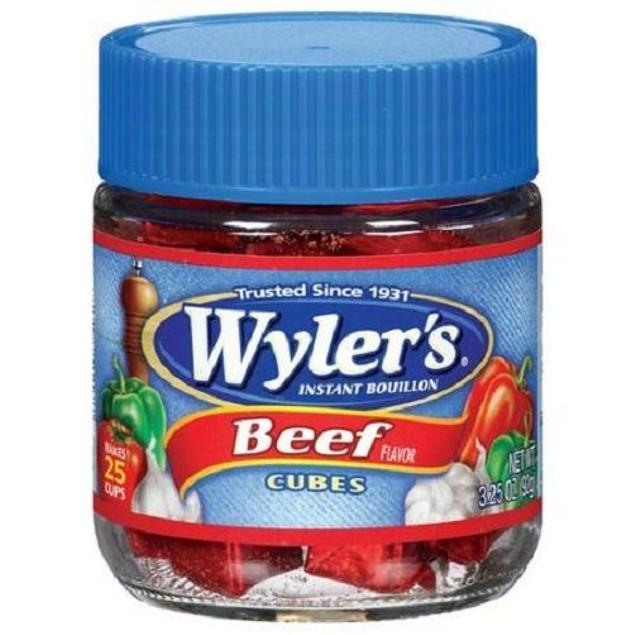 Wyler's Beef Bouillon Cubes