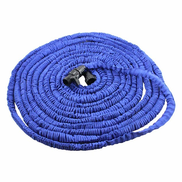Expandable Garden Watering Hose (25ft, 50ft, 75ft, or 100ft)