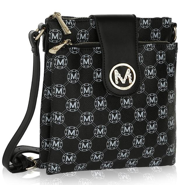 MKF Collection Sasha M Signature Cross Body Bag by Mia K