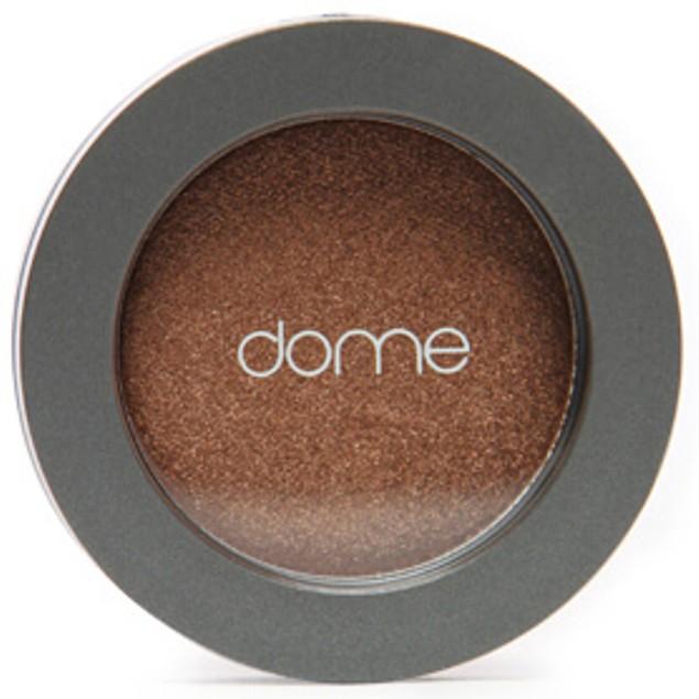 Dome Beauty Diamond Shadow Metallic Eye Color, Copper