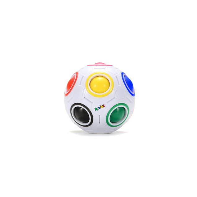 Rainbow Ball Solving Cube