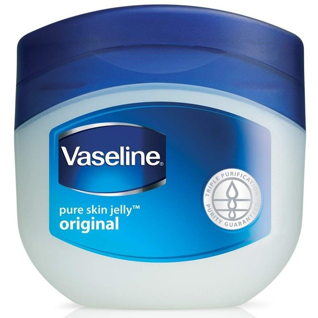 12-Pack Vaseline Petroleum Jelly, Original .25oz