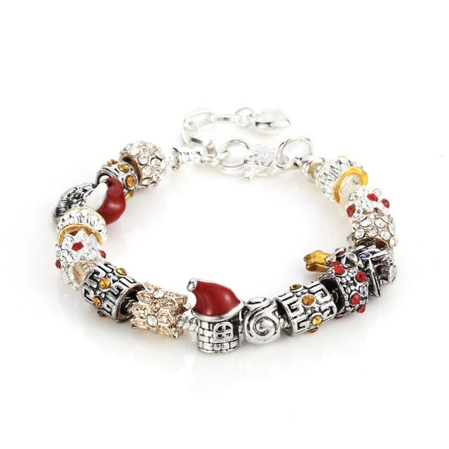 Jolly Saint Charms Bracelet