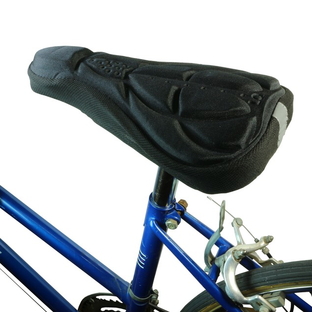 2-Pack Padded Bicycle Seat