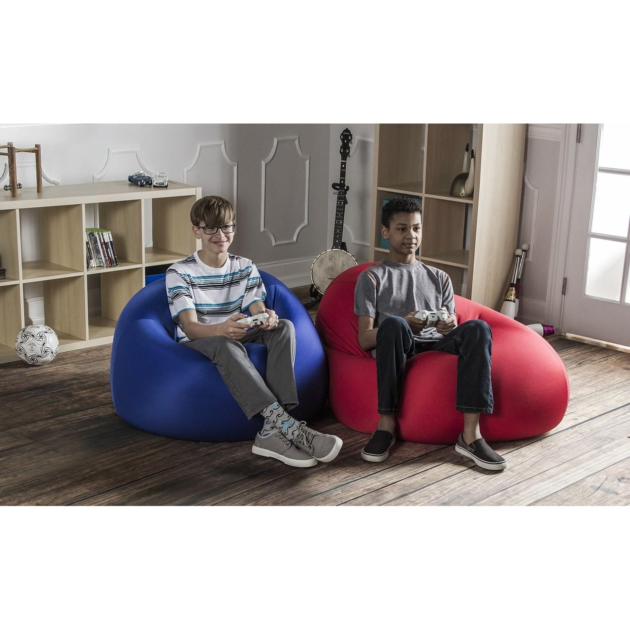 Surprising Nimbus Spandex Bean Bag Chair For Teens Tanga Customarchery Wood Chair Design Ideas Customarcherynet