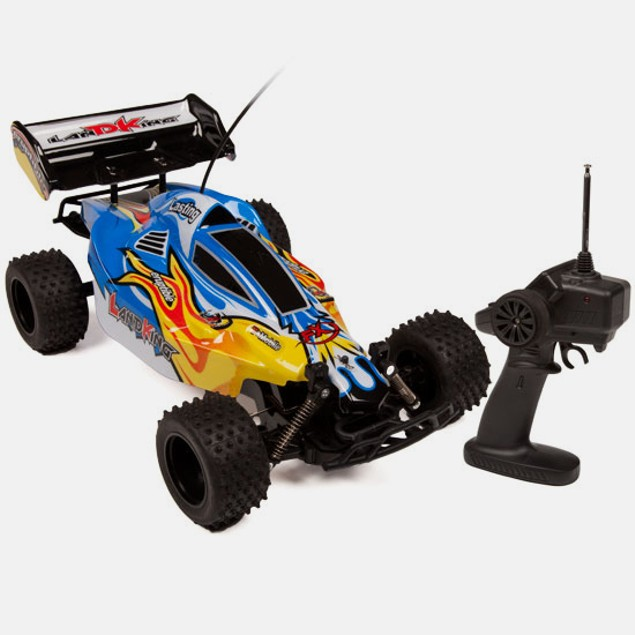 World Tech Toys Desert King 2WD 1:10 RTR Buggy