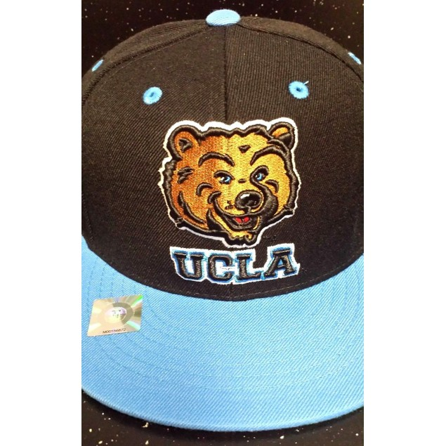 "UCLA Bruins NCAA TOW ""Twill"" Flat Bill Snapback Hat"