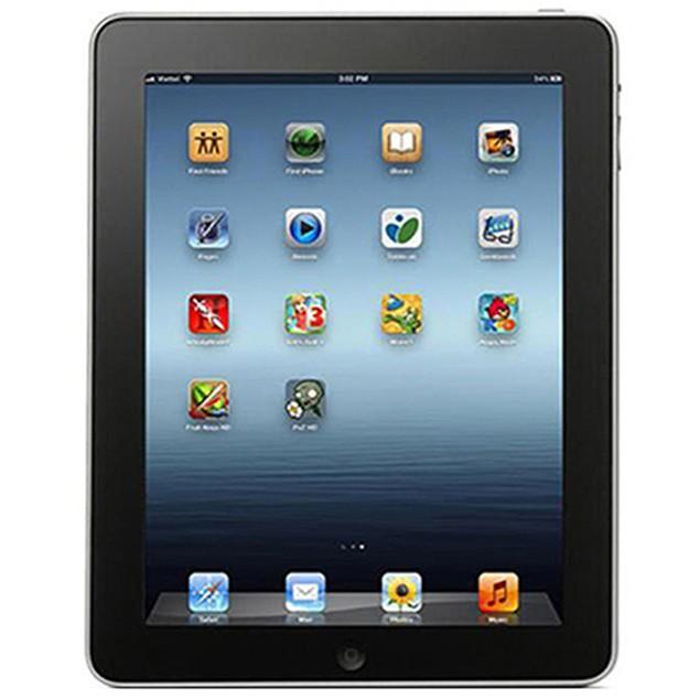 Apple iPad MB292LL/A 1st Generation, 16GB Wi-Fi Black (Grade C)