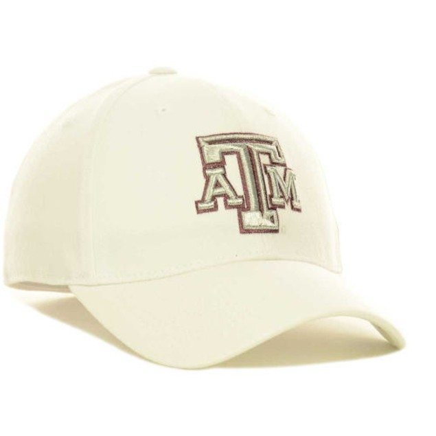 """Texas A&M Aggies NCAA TOW """"Molten"""" Stretch Fitted Hat"""