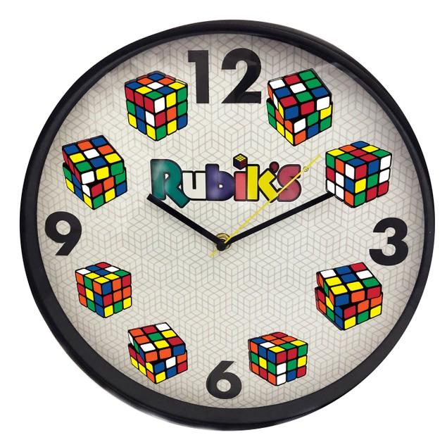 Rubix Cube Clock – Jerusalem House