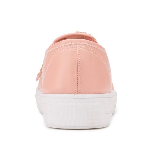 Olivia Miller 'Breeze' Multi Floral Low Top Sneakers
