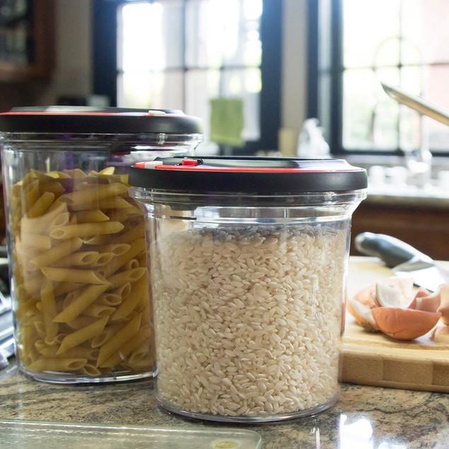 Vestia Automatic Vacuum Sealing Food Storage Container System (Set of 3)
