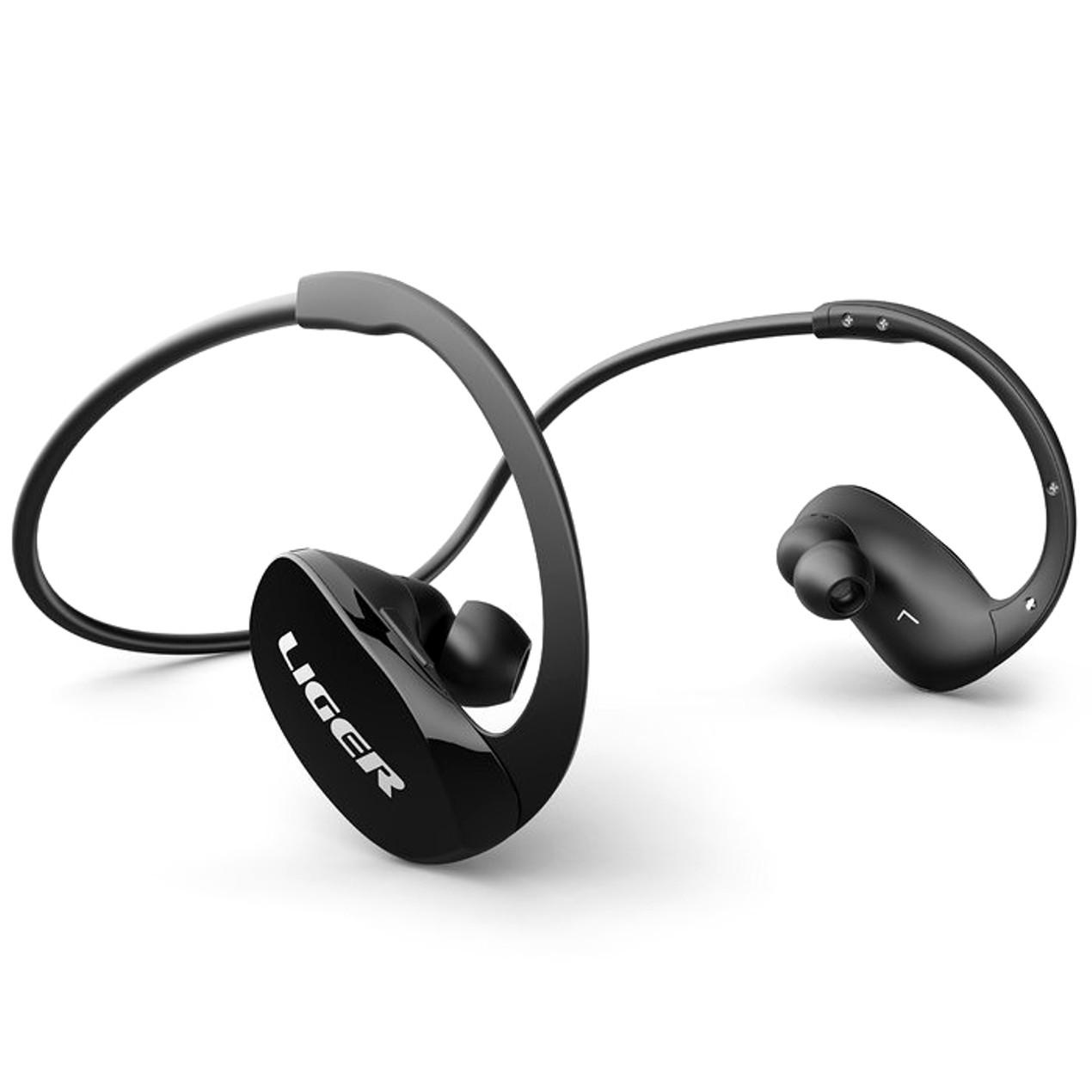 85d010e9466 Liger XS900 Wireless Bluetooth 4.1 Headphones Noise Cancelling Headphones  ...