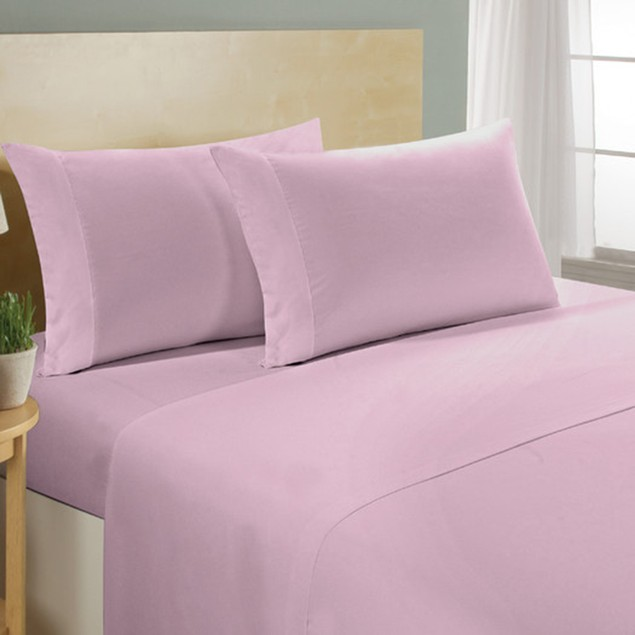 4-Piece Luxurious Super Soft 300 Thread Count 100% Cotton Sheet Sets