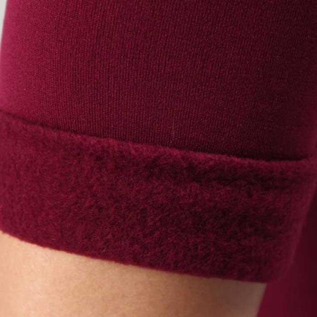 6-Pack Fleece-Lined Seamless Leggings (Assorted or All Black)