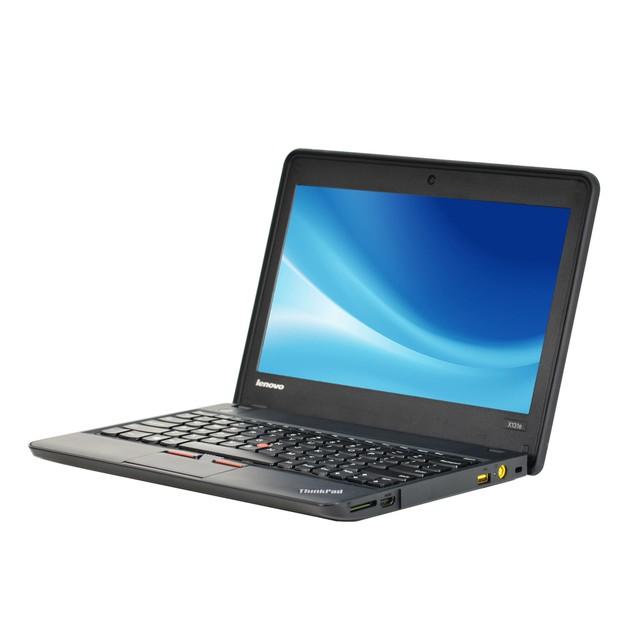"Lenovo 11.6"" ThinkPad X131e (1.7 GHz, 4GB RAM, 500GB HDD, Win10) - Grade C"