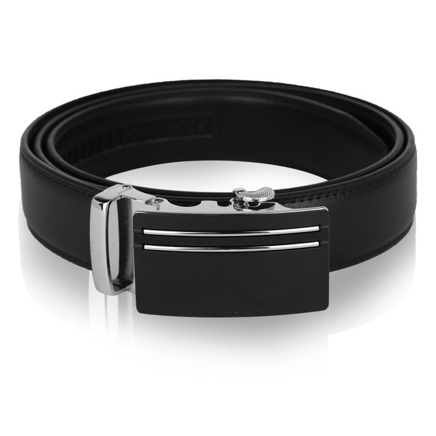 MKF Collection Imani Genuine Leather Belt by Mia K.