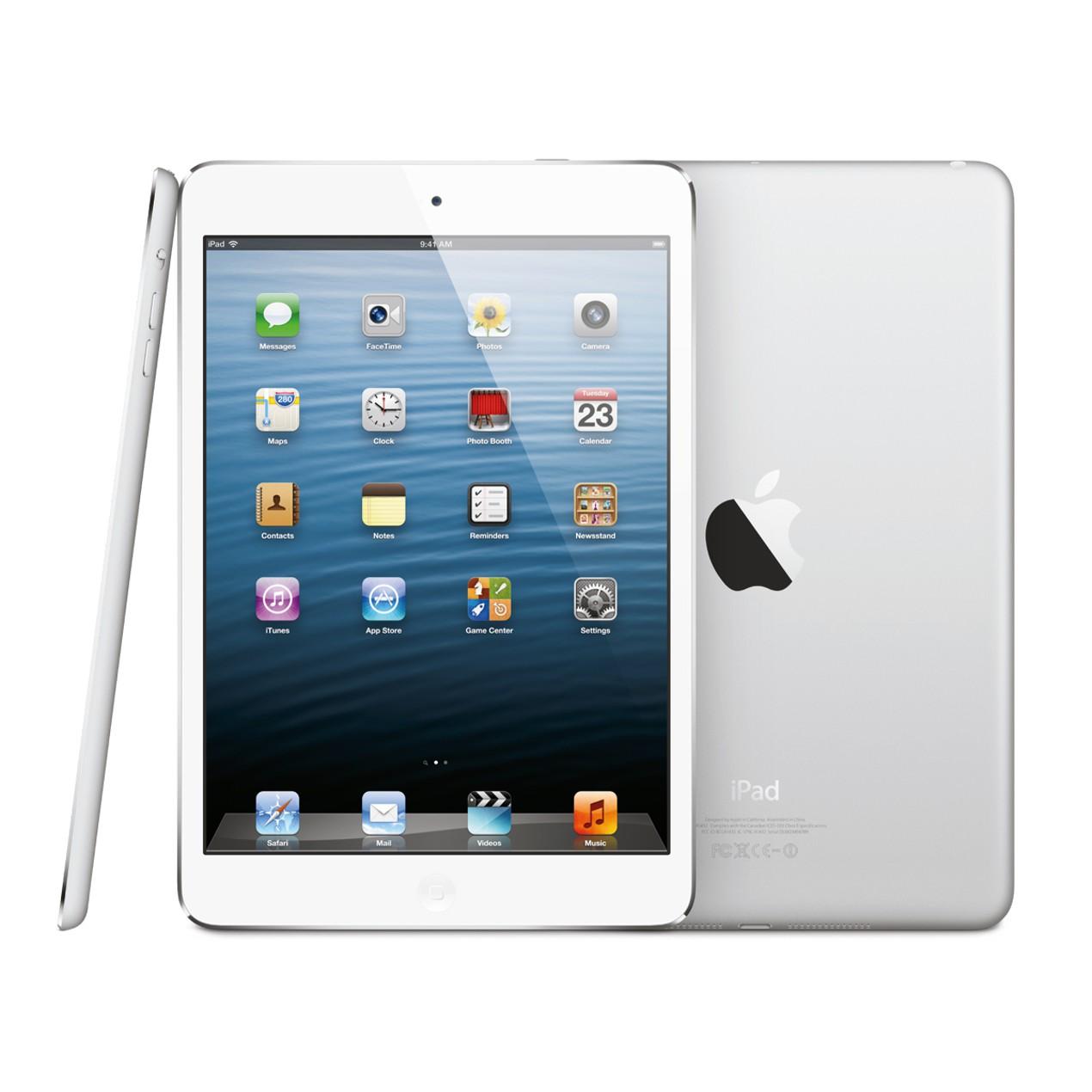 Apple Ipad Mini 2 Wifi 4g Lte 32 Gb Silver Tanga Retina 32gb Cell