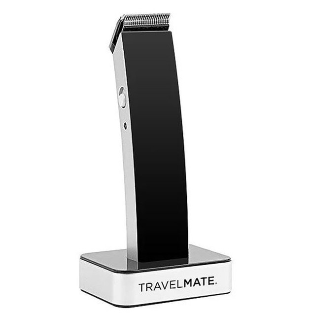 TravelMate Rechargeable Modern Matte Finish Hair Clipper Kit