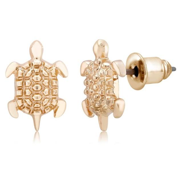 Turtle Stud Earrings